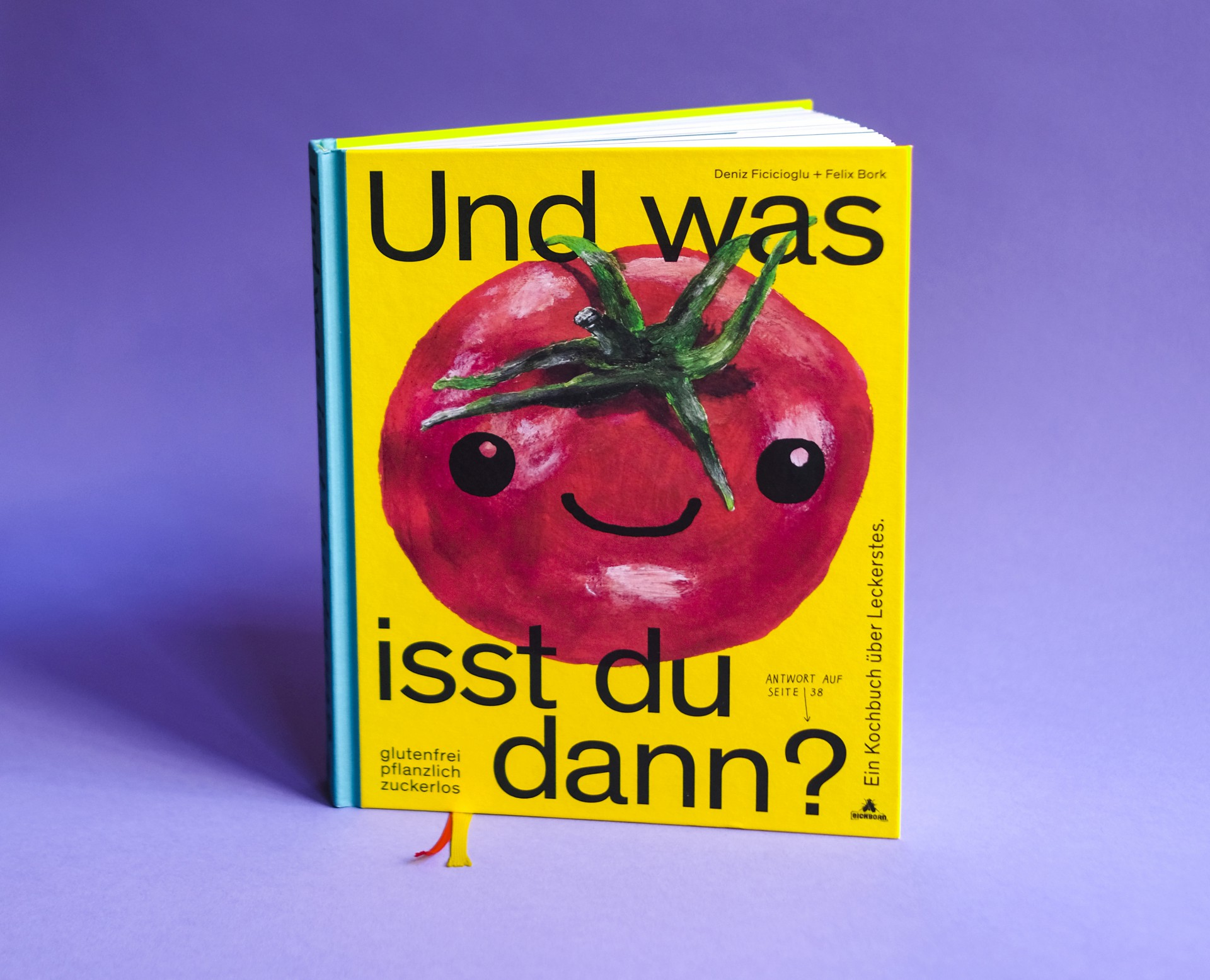 Felix Bork Und was isst du dann?